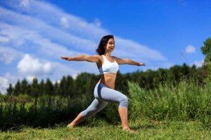 fitness en yoga