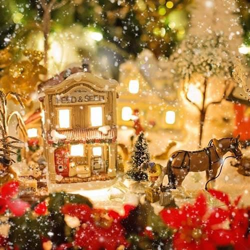 Kersttaferelen