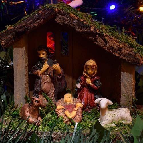 Kerststallen & Kerstfiguren