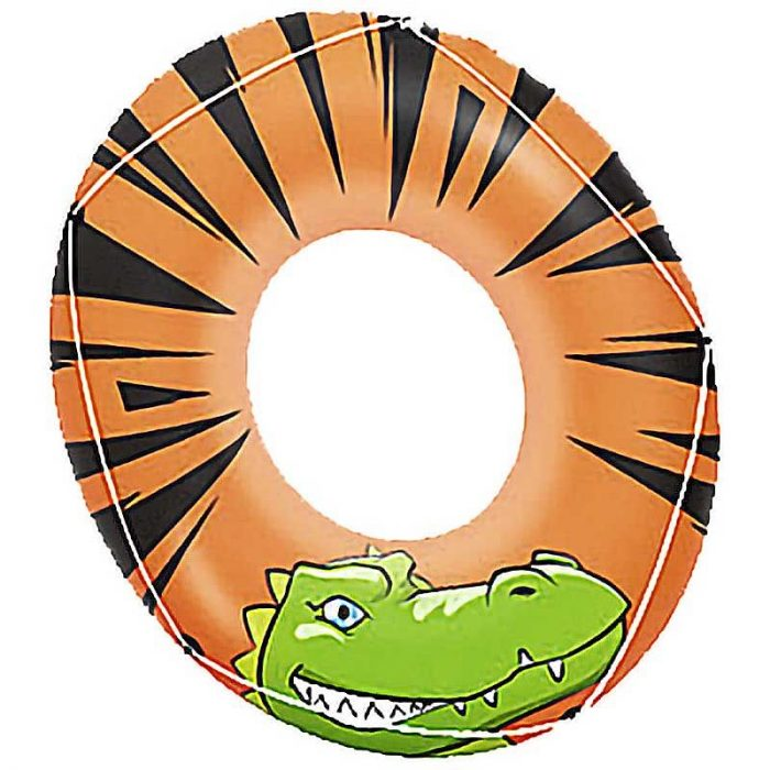 Bestway Zwemband River krokodil 119cm