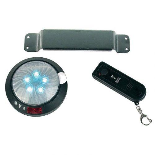 Brüder Mannesmann LED lamp met 5 LED's en afstandsbediening