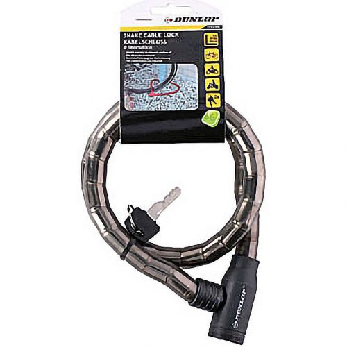 Dunlop Kabelslot zwart 800x18mm
