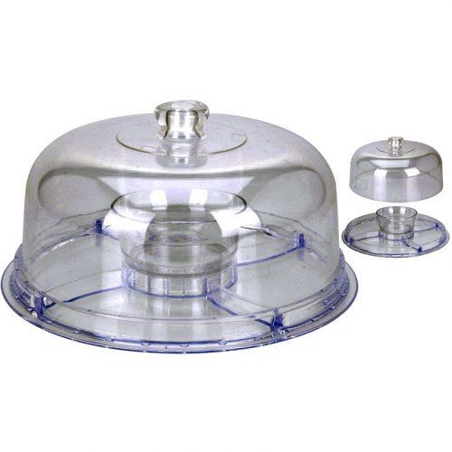 Excellent Houseware Serveerschaal (6-in-1)