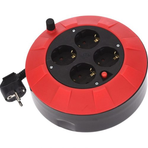 Kabelbox - 5 meter - geaard