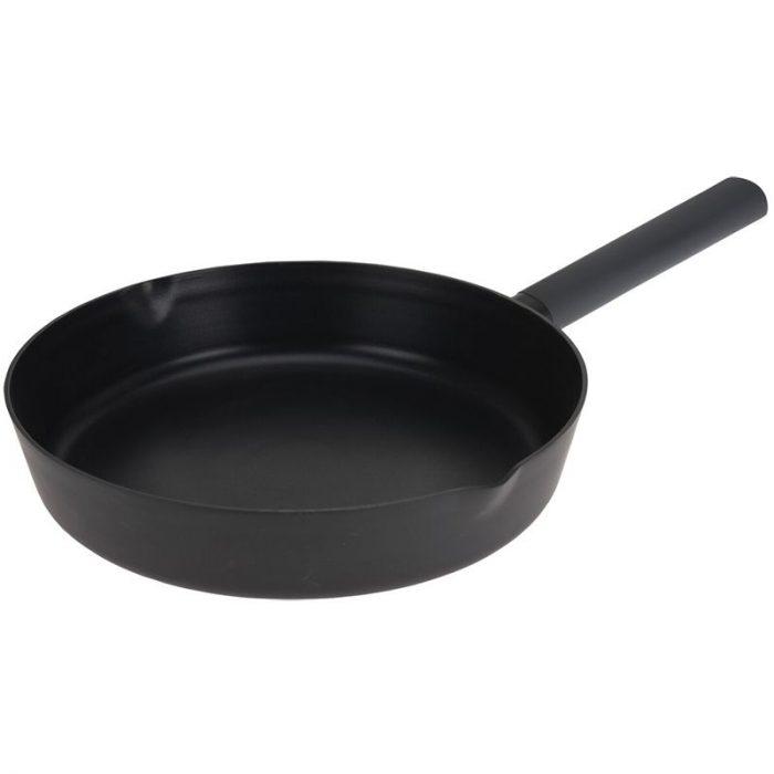 Koekenpan 28x5.5cm - geschikt voor alle warmtebronnen