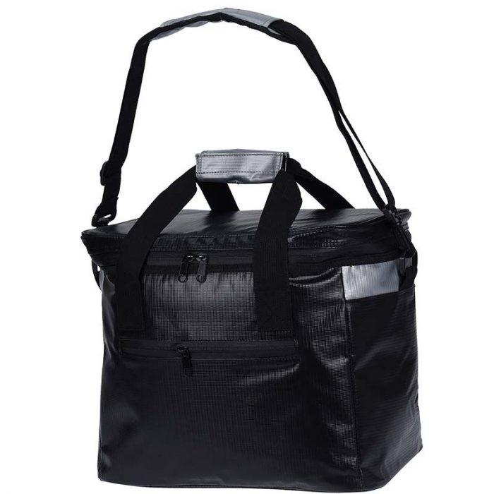 Koeltas 18 liter - zwart