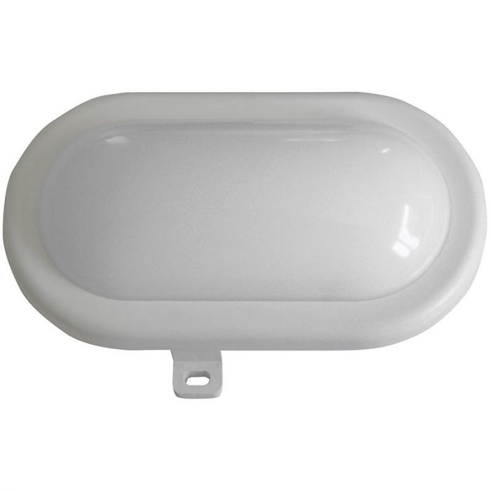 LED Buitenlamp wit - 6W
