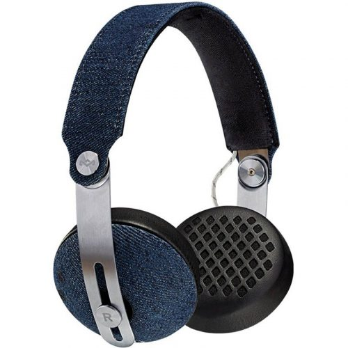 Marley Rise - Denim Bluetooth Koptelefoon