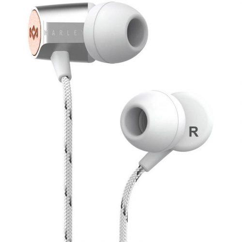 Marley Uplift 2 - In Ear oordopjes Zilver-wit