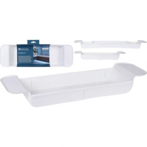 Uitschuifbaar badrek - 55 tot 78cm