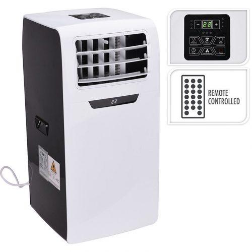 Mobiele Airco - 9000BTU - 2600W