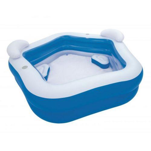 Bestway Familiezwembad - Vijfhoekig