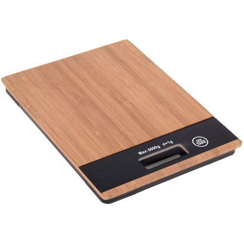 Digitale Keukenweegschaal - bamboe