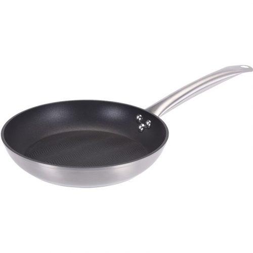 Koekenpan - Ø24cm x H5cm- aluminium