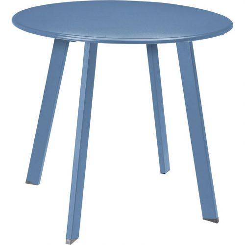 Tafel 50cm - mat blauw