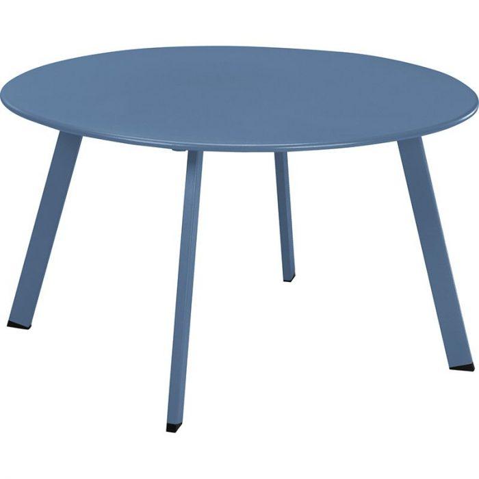 Tafel 70cm - mat blauw